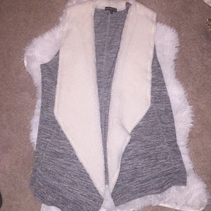Jackets & Blazers - Sherpa style Vest